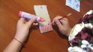 Как сделать силиконовый чехол/бампер для телефона своими руками♥DIY♥Идеи рукоделия!