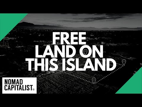 How To Get Free Land On This Island