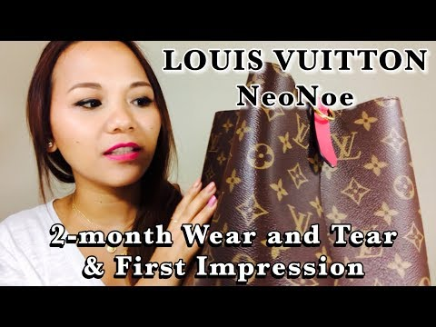3a1e3d661522 LOUIS VUITTON  NeoNoe 2-Month Wear and Tear + First Impression