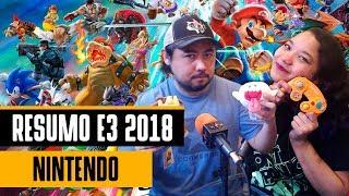 E3 2018 | Resumo da conferência da Nintendo