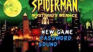 Spider-Man -  Mysterio's Menace (Game Boy Advance)