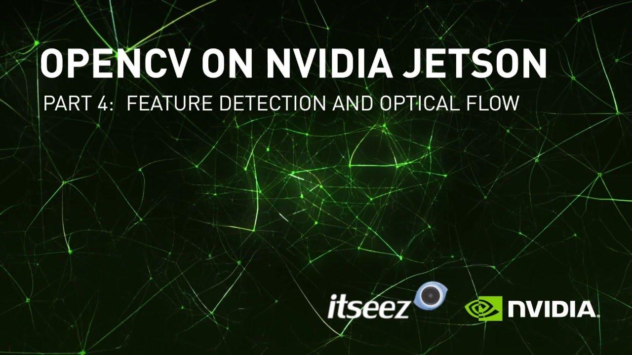 NVIDIA Jetson OpenCV Tutorials - Episode 4