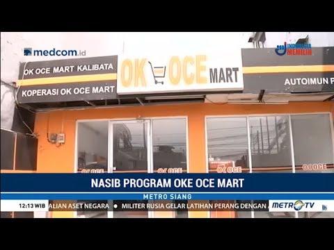 Kosong ! Nasib Gerai OKE OCE Mart Kalibata Jakarta Selatan