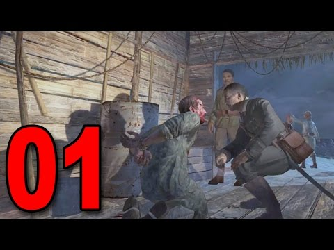Call of Duty: World at War - Part 1 - Semper Fi (Let's Play / Walkthrough / Playthrough)
