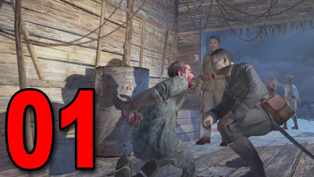 Call of duty world at war part 1 semper fi lets play call of duty world at war part 1 semper fi lets play walkthrough playthrough youtube gumiabroncs Images