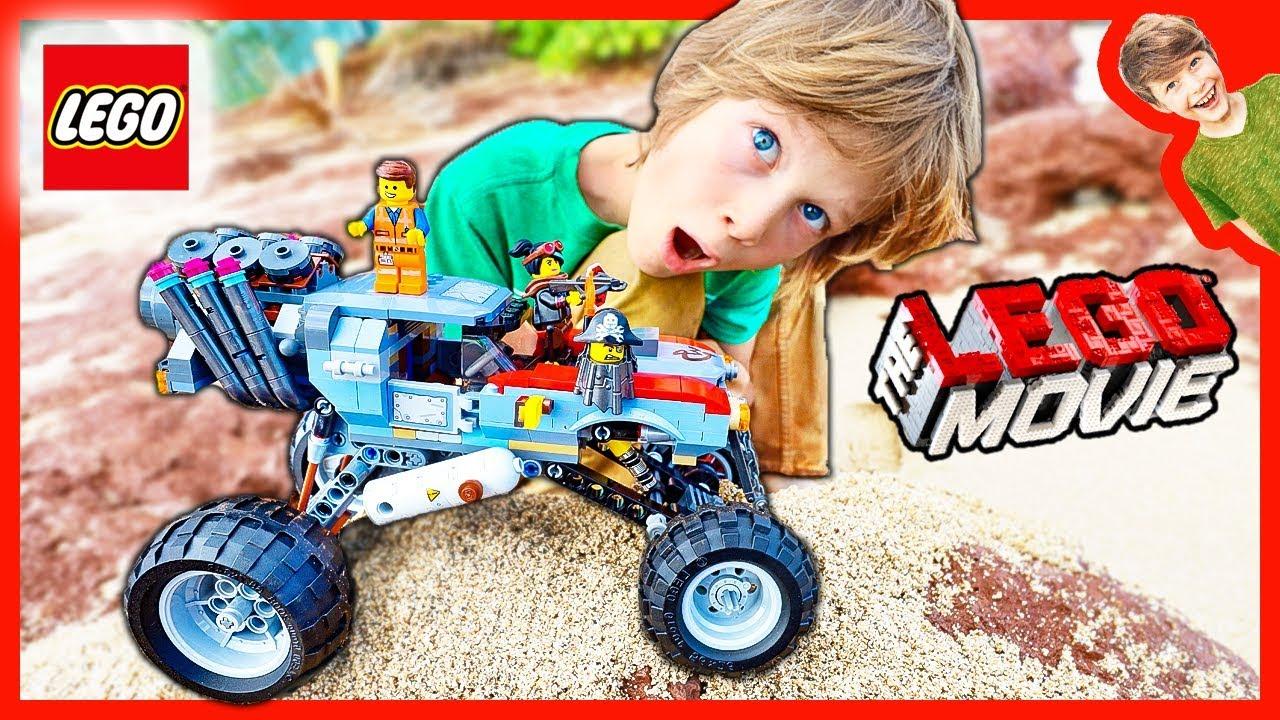 Lego Movie Monster Truck Store Youtube