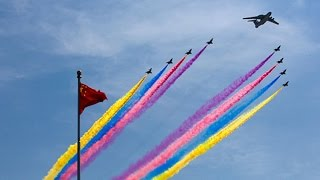 China Shows Off Military Might in Grand Parade
