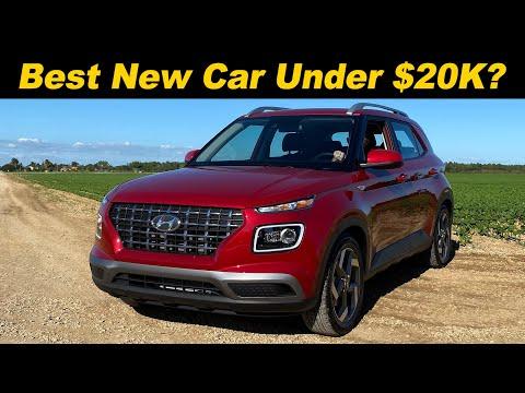 2020 Hyundai Venue | Value Chic
