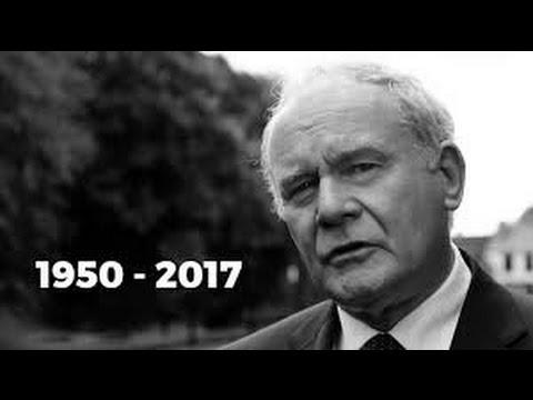 RIP Martin McGuinness (Last Interview)