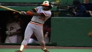 1983 WS Gm5: Murray homers twice in clinching game