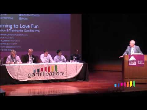GSummit NYC 2011 Panel: Learning to Love Fun Again: Education & Training the Gamified Way
