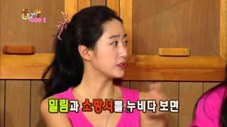 [HIT] 해피투게더-전혜빈, 이유 있는 조연?