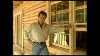 Southland Log Homes Construction Video