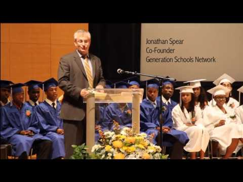 Brooklyn Generation School (BGS) Commencement
