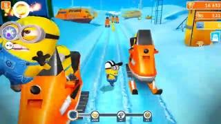 �������� ���� Minion Rush   Inpoison Kol'yann gameplay ������