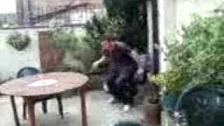 Reddish Rollies Across A Beer Garden Table