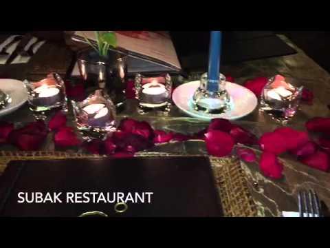Subak Restaurant.