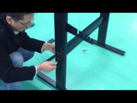Cutting Plotters Stand installation tutorials