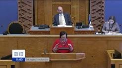 Riigikogu istung, 20. mai 2020