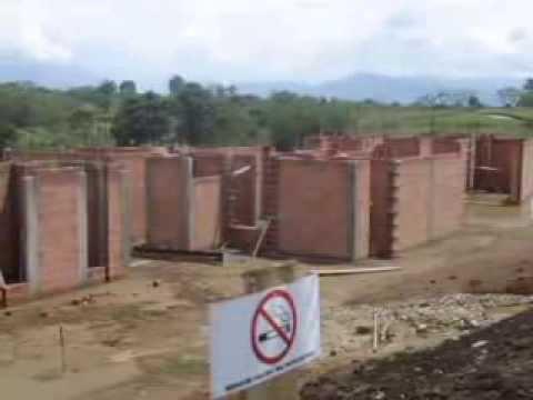 Proceso de construccion obra mocawa casas de campo - Construccion casas de campo ...