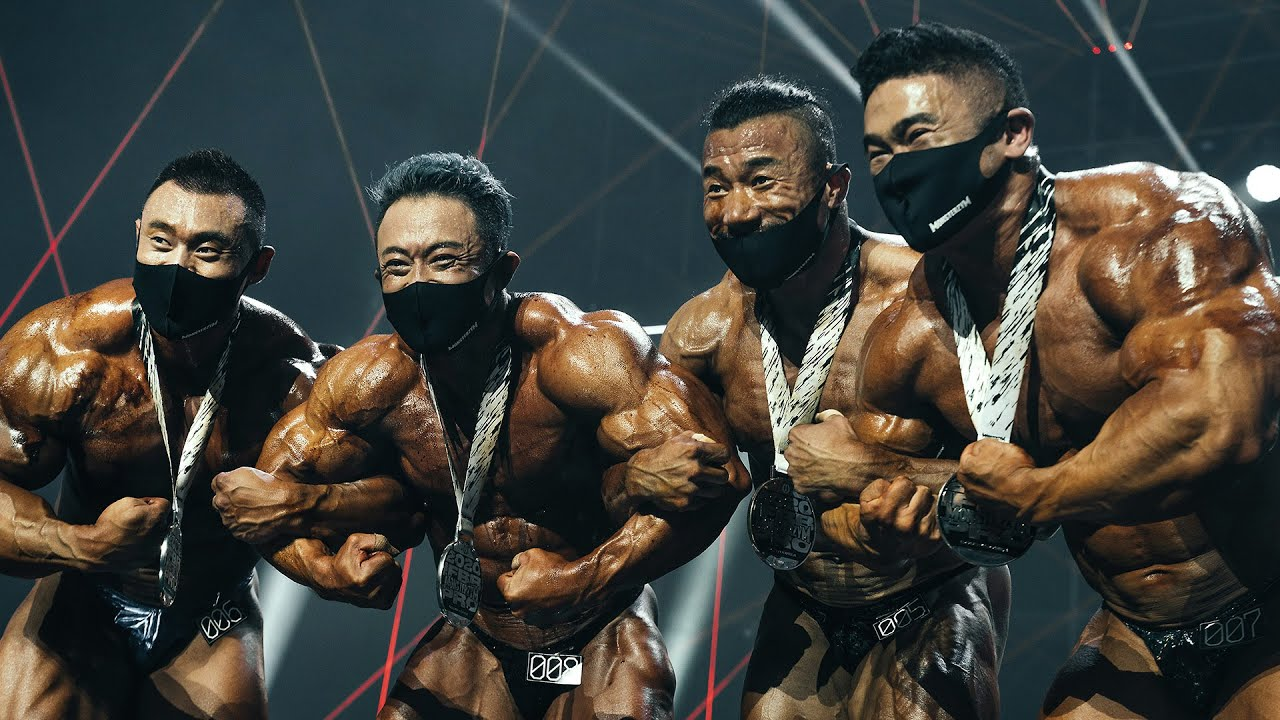 2020 IFBB Monsterzym Pro Bodybuilding 212 Comparison