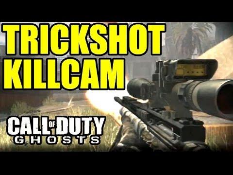 Play Trickshot Killcam # 822 | GHOSTS | Freestyle Replay