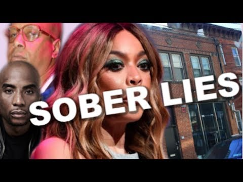 Wendy Williams LIED About Sober Living