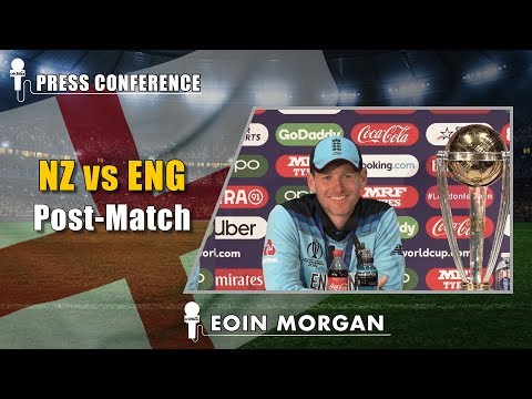 Can&39;t think of an alternative to the boundary rule - Eoin Morgan