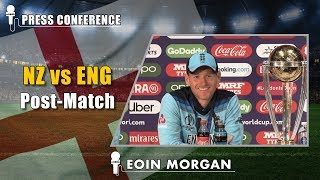 Baixar Can't think of an alternative to the boundary rule - Eoin Morgan