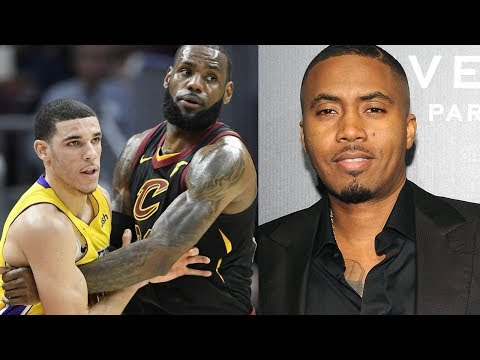 Lonzo Ball Gets TROLLED by Cavs for Disrespecting Nas