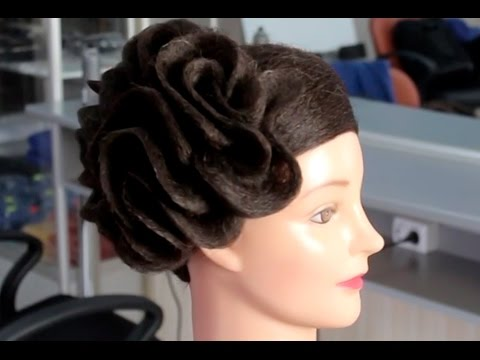 Ажурное плетение волос в стиле «Макраме» → Виде-урок
