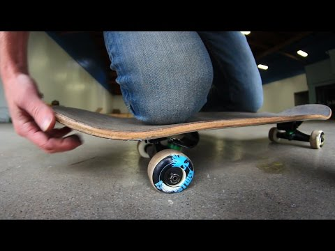 SUPER SOFT RUBBER ERASER WHEELS | YOU MAKE IT WE SKATE IT EP 74
