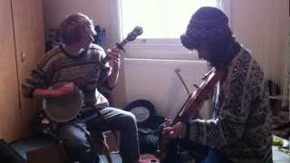 Shortnin' Bread - Rich And Josh Old Time Banjo And Fiddle