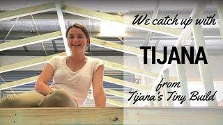 Tiny Houses Australia Introduces Tijana's Tiny Build