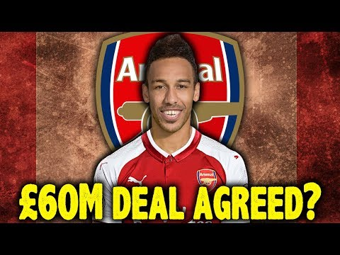BREAKING: Aubameyang Agrees Personal Terms Ahead Of Arsenal Transfer?! | #ContinentalClub