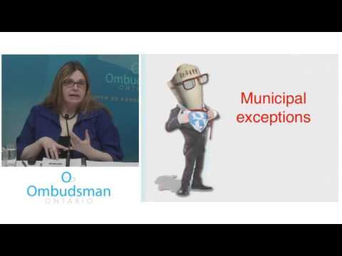 What to expect when the Ombudsman calls: Webinar for municipalities