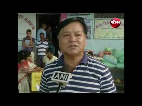 Gorkhaland agitation Supporters volunteer to distribute food items amid prevailing crisis