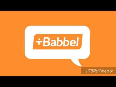 Sprachen lernen Babbel