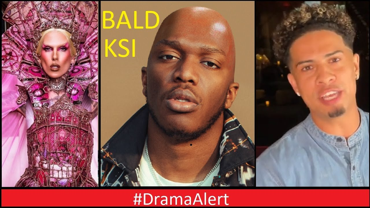 KSI is going BALD! #DramaAlert Austin Paying FIGHTERS! - Jeffree Star is a VAMPIRE! JAKE PAUL!