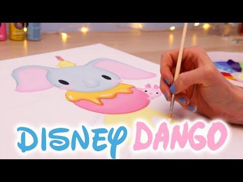 Disney Dango - Painting