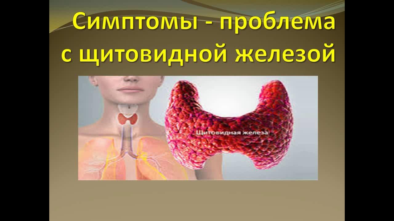 как похудеть если проблемы с щитовидной