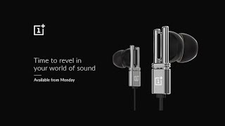 OnePlus Icons In-Ear Earphones Launched in India - Get it Now