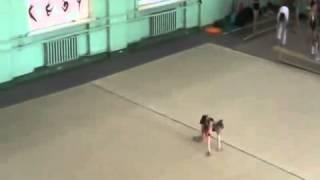 художественная гимнастика видео дети 6 лет