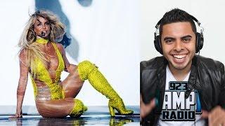 Britney Spears - 2016 Radio Interview With Shoboy (92.3 AMP Radio)