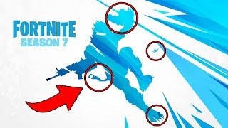ZIP LINE and PLANES coming to Fortnite Season 7 (Teased)