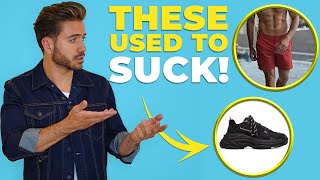 7 Trends That Used to SUCK But Now Are COOL   Men's Style 2019   Alex Costa