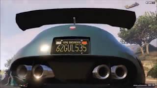 Top 5 Best Sounding Cars In GTA 5 Online