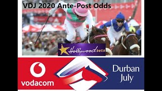 latest durban july betting odds