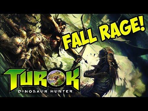 WALK THE DINOSAUR! Turok: Dinosaur Hunter PC (#1)