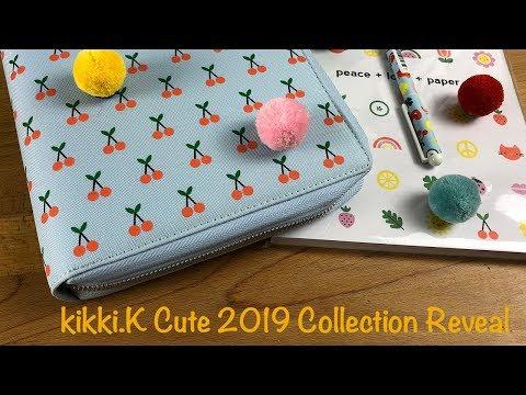 Kikki.K Cute 2019 Collection Reveal